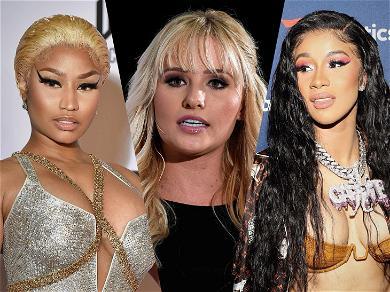Nicki Minaj & Cardi B Bond Over Mutual Hate for Tomi Lahren