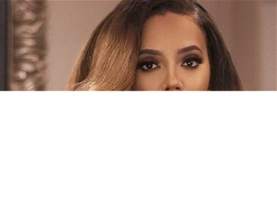 Angela Simmons Shares Sweaty Selfie After Intense Boxing Session