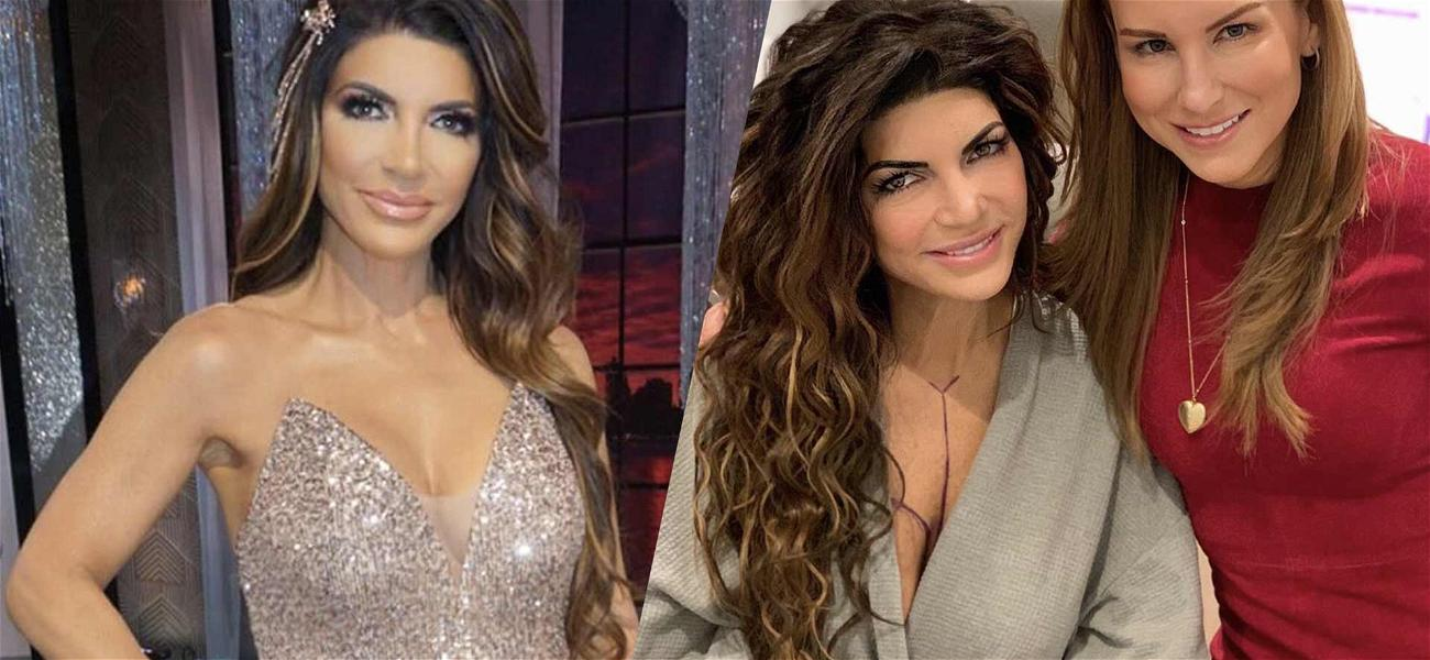 Teresa Giudice Reflects On Her Implants, Says It Was 'Necessary For Me To Feel Like My Best Self'