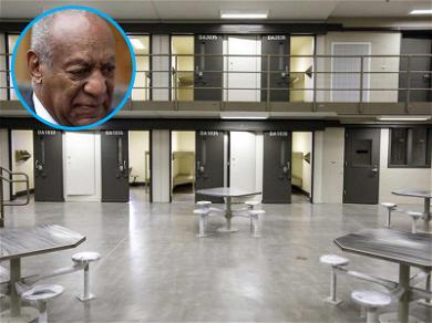 See Inside Bill Cosby's Brand New Maximum Security Prison: Pudding & Stationary