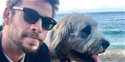 Liam Hemsworth Looks Happy With 'Best Friend' After Reports That He Feels 'A Little Bit Down'