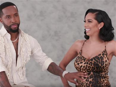 Nicki Minaj's Ex-Boyfriend Safaree Shows Off First Outfit For New Baby Girl With Erica Mena