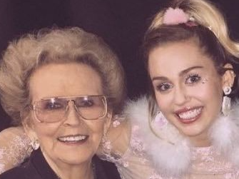 Miley Cyrus Inherits A Portion Of Late Grandma's Estate