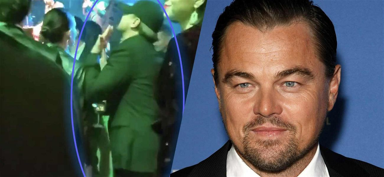 Fans Can't Get Enough Of Leonardo DiCaprio's Awkward Dancing At Diddy's 50th Birthday Party