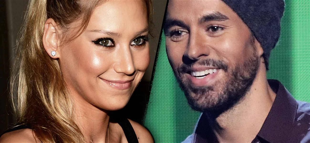 Enrique Iglesias and Anna Kournikova Pay Off Bill Days After Being Accused of Stiffing Miami Mansion Workers