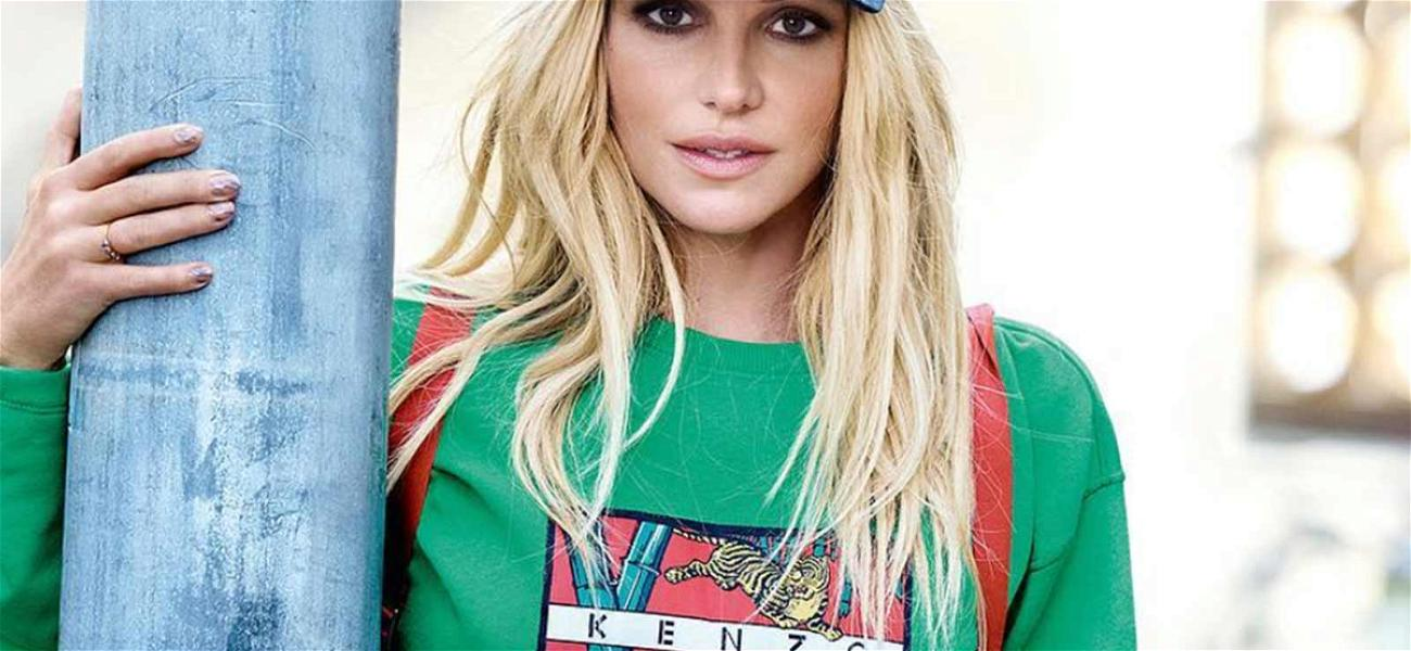 Britney Spears is the New Face of Kenzo! ? Take All Our Money ?