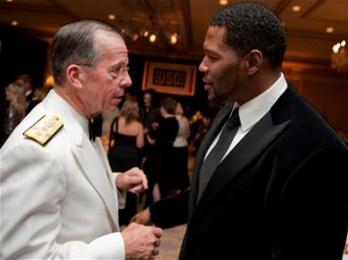 Michael Strahan's Wife Alleges That He Has Under Paid His Child Support