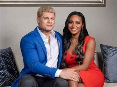 Wrestling Couple Cody And Brandi RhodesTo Star In New Reality Show