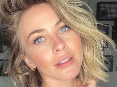 Julianne Hough Licks Her Lips In Eye-Popping Sexy Dance Following Divorce