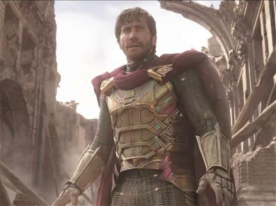 Jake Gyllenhaal Introduced as Villain Mysterio in 'Spider-Man: Far From Home'