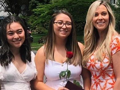Kate Gosselin's Oldest Twin Daughters Graduate High School: 'I'm Still Beaming With Pride'