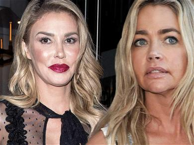 Brandi Glanville Responds To Denise Richards Hookup Rumors With Cryptic Post