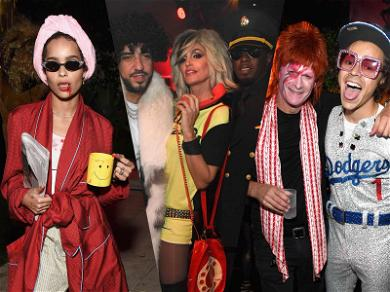 Hollywood's Hottest Ghouls Take Shots During Casamigos Halloween Bash