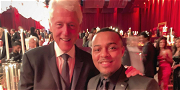 Bill Clinton Makes Splash At Tyler Perry's Studio Opening, Hard To Beat This VIP Crowd