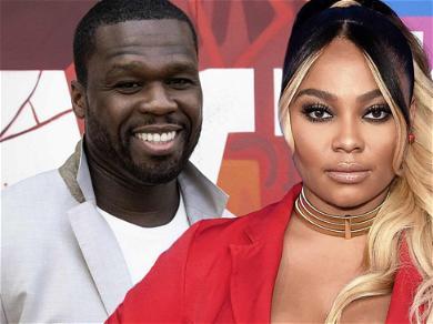 50 Cent Files Lien Against 'Love & Hip Hop' Star Teairra Marí Over $40,000 Judgment