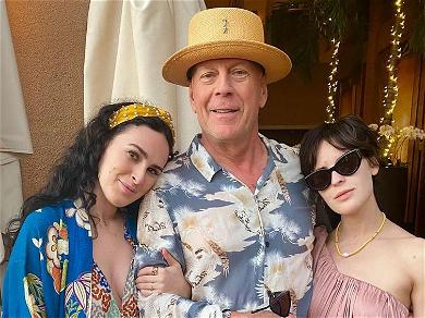 Bruce Willis' Daughter Tallulah Sparks Anorexia Fear With Hawaii Bikini Pic