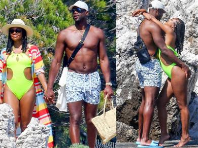 Dwyane Wade Is Le Best for Surprising Gabrielle Union With a Trip to France