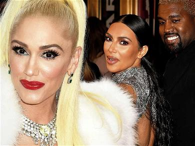 Gwen Stefani Reacts To Kanye West Cover Of No Doubt's 'Don't Speak'