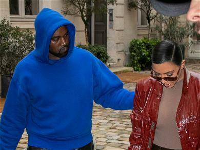 Kim Kardashian Reportedly 'Feels Helpless' After Kanye West's Troubling Behavior