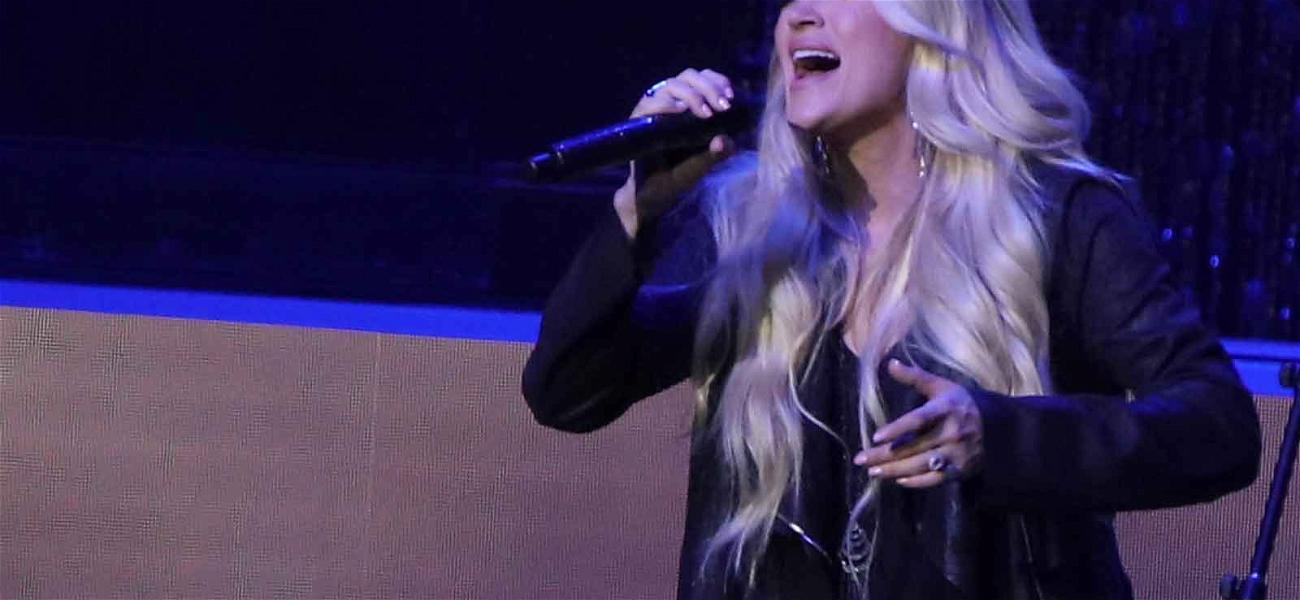 Carrie Underwood Scrambles for Last Minute Outfit as Wardrobe Goes Missing