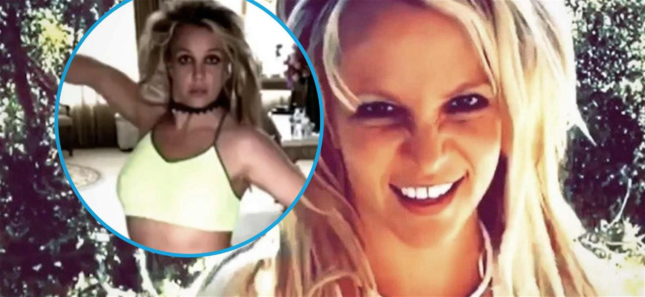 Britney Spears Laughs Off Retirement Rumors With Killer Body & Racy Dance Moves