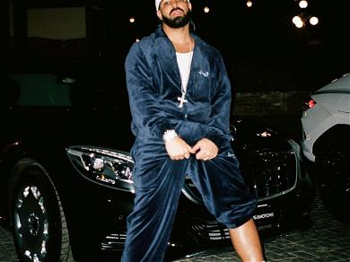 Drake Living Large