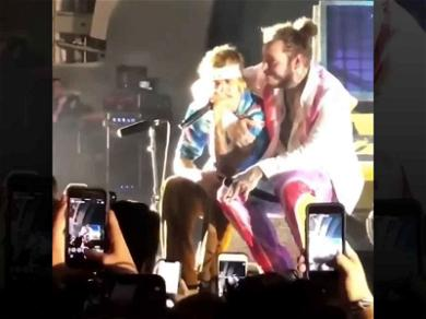 Justin Bieber Bros Down With Post Malone: 'I Love You With All My Heart'