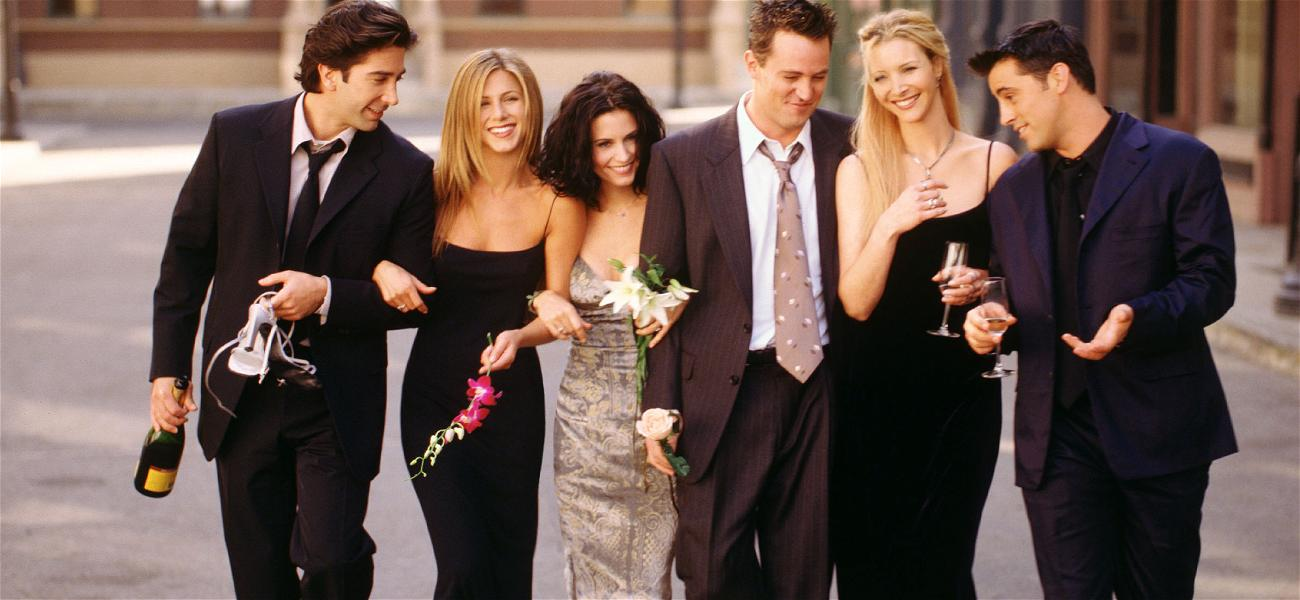 Want To Meet The Cast Of 'Friends'? You'll Be Getting That Chance Thanks To Their Benefit