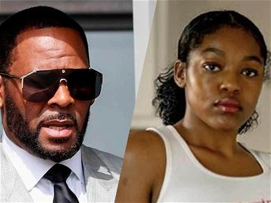 R. Kelly's Ex-Girlfriend Azriel Clary Unbothered By Singer Name Dropping Her In Court Plea