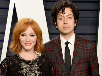 Christina Hendricks Splits From Husband Geoffrey Arend After 12 Years Of Marriage
