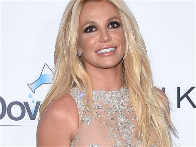 Britney Spears All Chest In Daring Thirst Trap