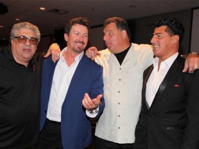 'Sopranos' Wise Guys Host Las Vegas Birthday Bash