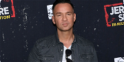 Mike 'The Situation' Sorrentino's Ripped Like Rambo in New Muscle Shot