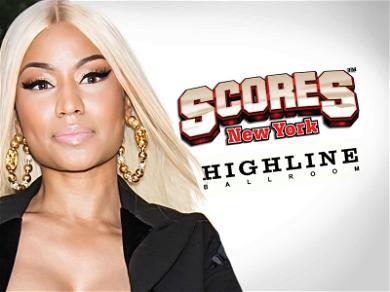Nicki Minaj Abandons Strip Club Party Due To Overwhelming Ticket Sales