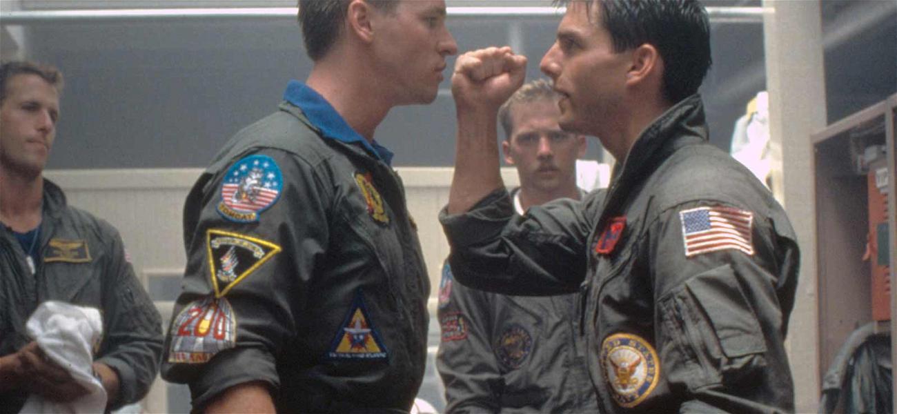 Val Kilmer Confirms He's Officially Suiting Up for 'Top Gun: Maverick'