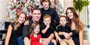 Jim EdmondsCelebrated Christmas With Girlfriend Kortnie O'Connor And His Kids