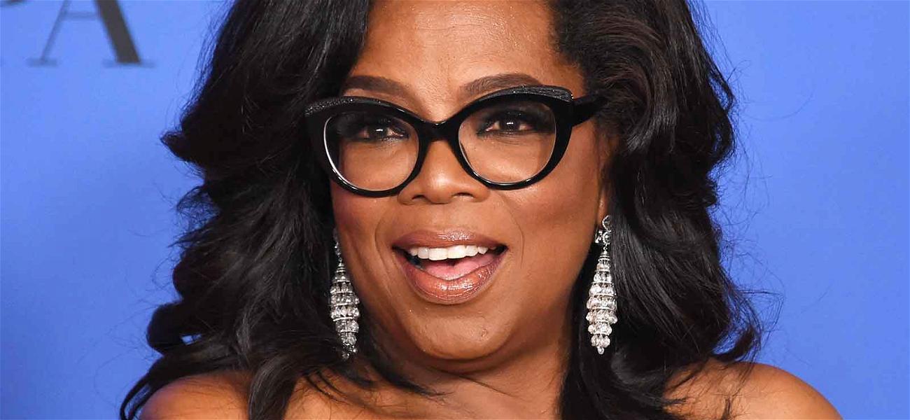 The 8 Best Moments from Oprah Winfrey's Amazing Golden Globes Speech