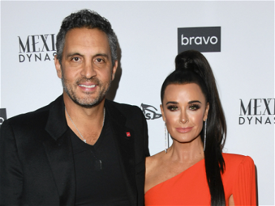 This 'RHOBH' Star Shared An Anniversary Tribute Post Two Months Early
