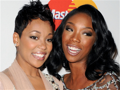 Brandy & Monica Have Feisty Exchange On Verzuz, Fans Think They Wanted To Fight