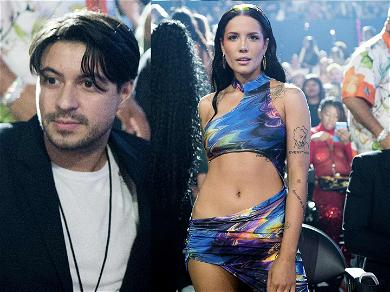 Halsey Roasted For Sitting Next to 'Walmart' Version of G-Easy at VMAs
