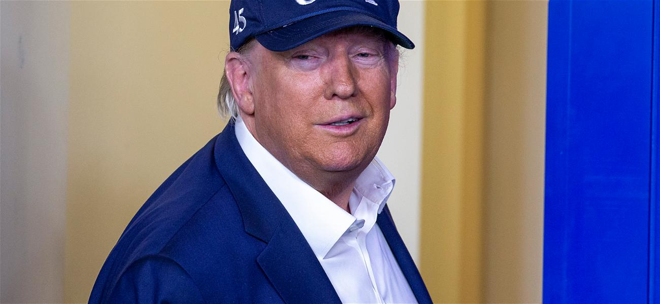 Donald Trump Claims Calling COVID-19 The 'China Virus' Is Not Racist