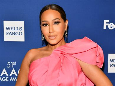 Adrienne Bailon Updates Fans On Tamar Braxton's State: 'That's A Really Delicate Situation'