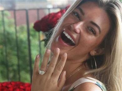 'Sports Illustrated' Model Samantha Hoopes is Engaged to Italian Entrepreneur
