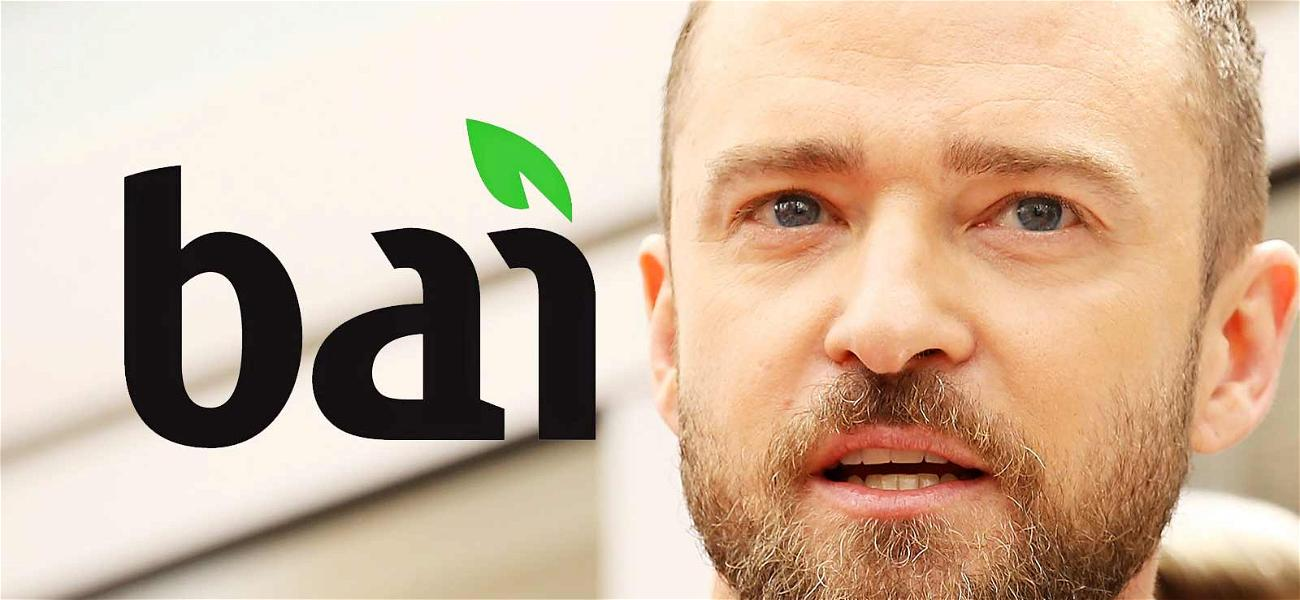 Justin Timberlake Wants Bai Brands Lawsuit Dismissed: Don't Look at Me, I'm Just the Spokesman!