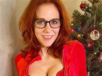 'Boy Meets World' Star Maitland Ward Exposes Insane Lingerie Cleavage In NSFW Hotel Room Snap