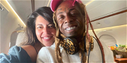 Lil' Wayne's Girlfriend Shares Heartwarming Photos Of Date Night With The Rapper!