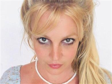 Britney Spears Gives Stringy Snakeskin Bikini 'Another Shot'