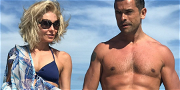 Kelly Ripa 'Gets It On' With Her Chiseled Shirtless Husband