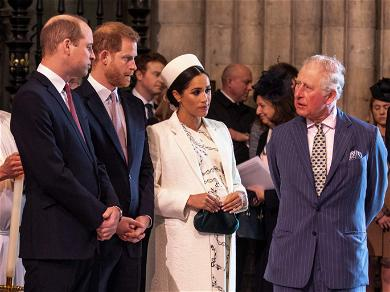 Prince Charles Is Hurt By Prince Harry And Meghan Markle's Move