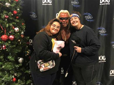 Dog the Bounty Hunter Mingles With Fans After Intense Airport Confrontation
